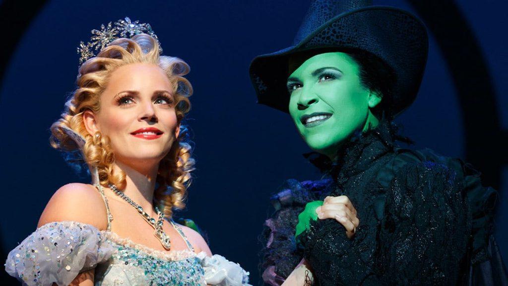 O melhor espetáculo para assistir em outubro em Nova York é o Wicked.