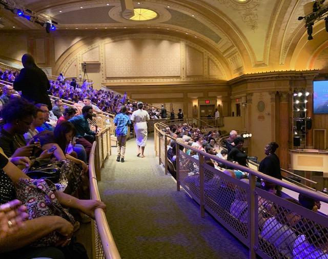 Igreja Gospel em Nova York