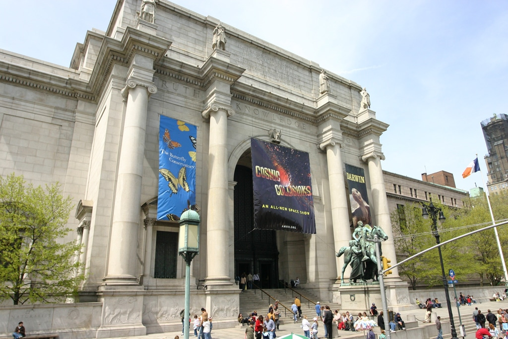 Tour Virtual pelos Museus de Nova York