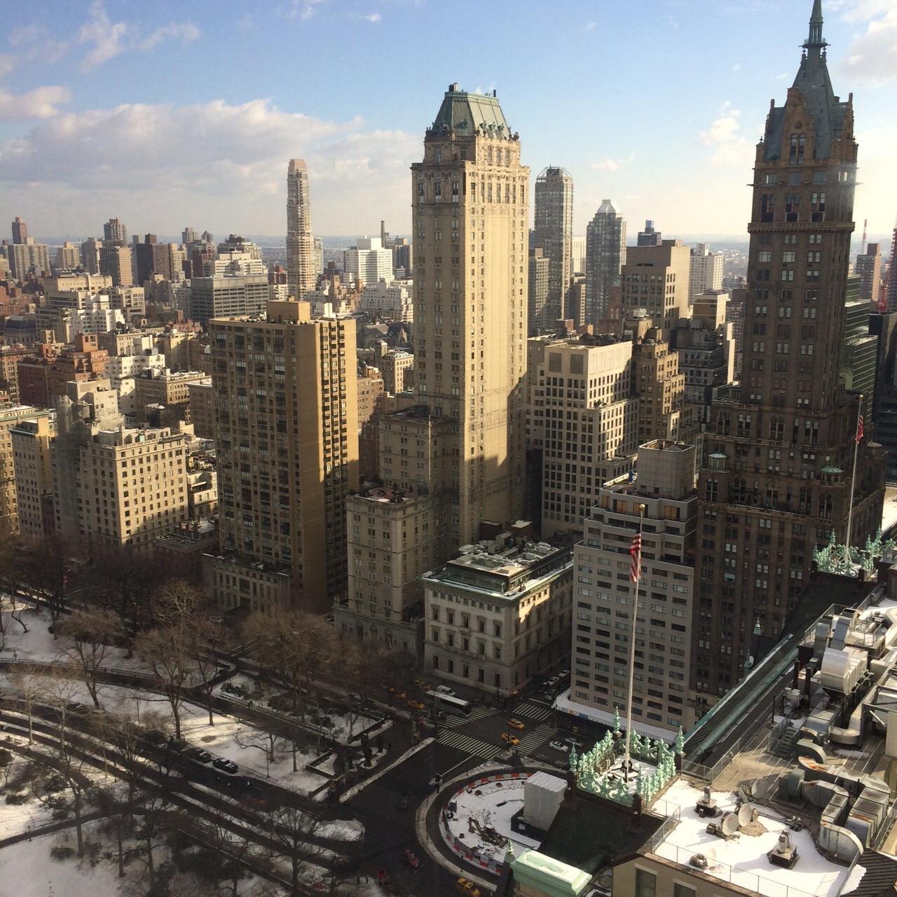 distritos de nova york