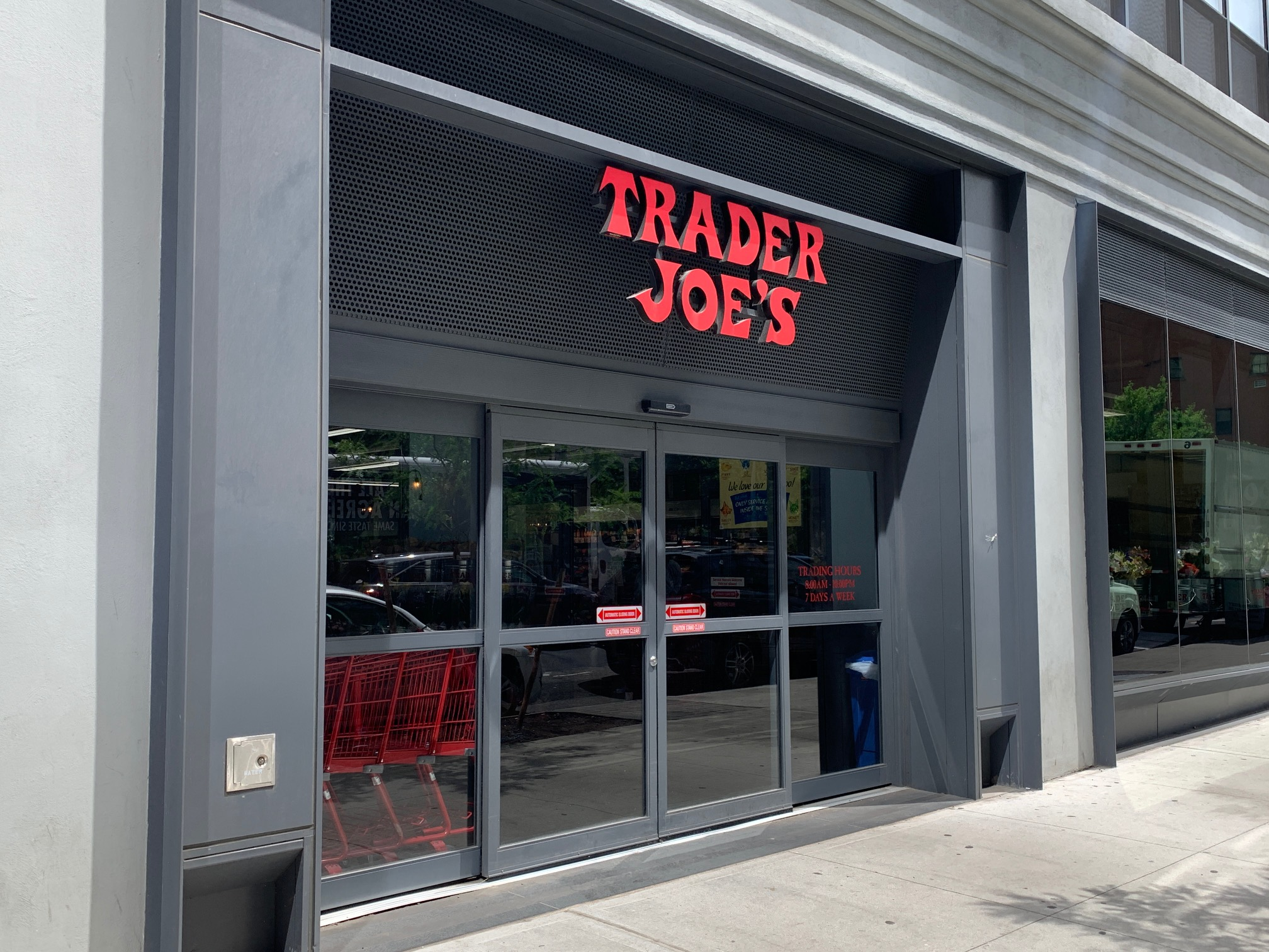 Supermercados em Nova York - Trader Joe's