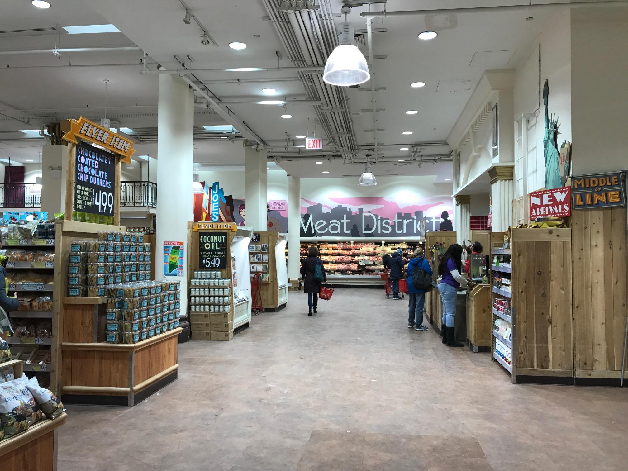 Supermercados em Nova York - Trade Joe's
