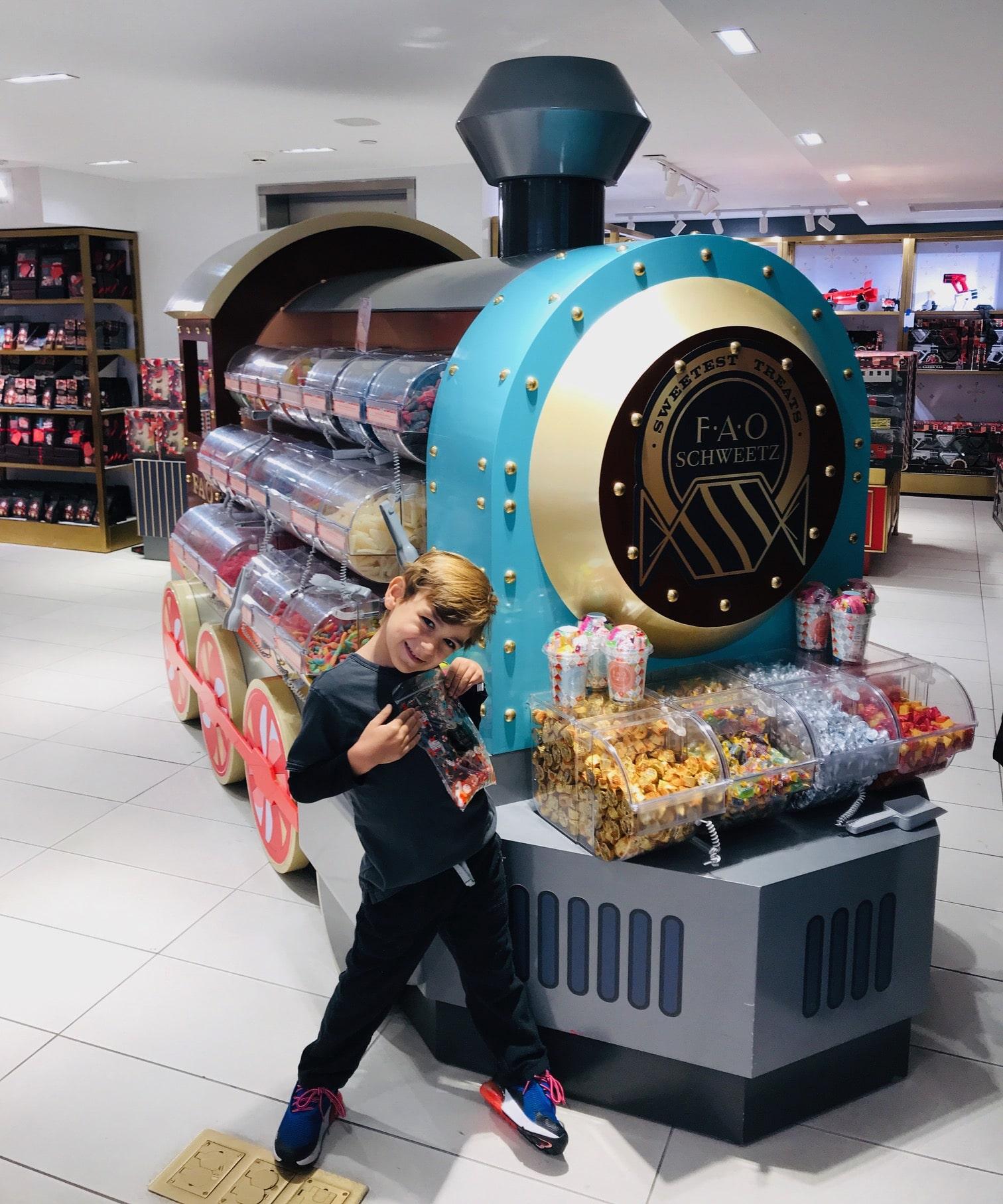FAO Schwarz - Loja de Brinquedos em Nova York