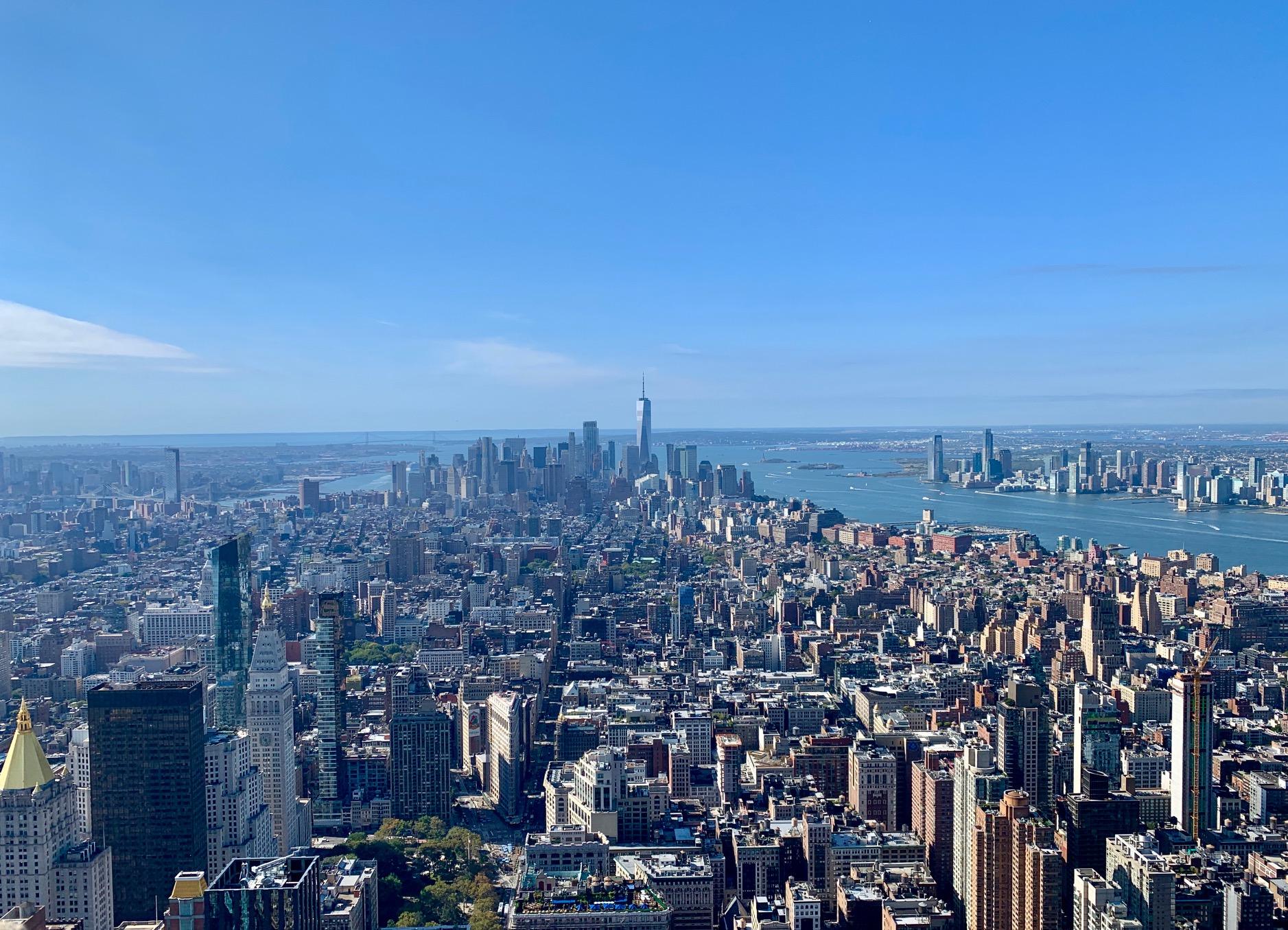 distritos de nova york - manhattan