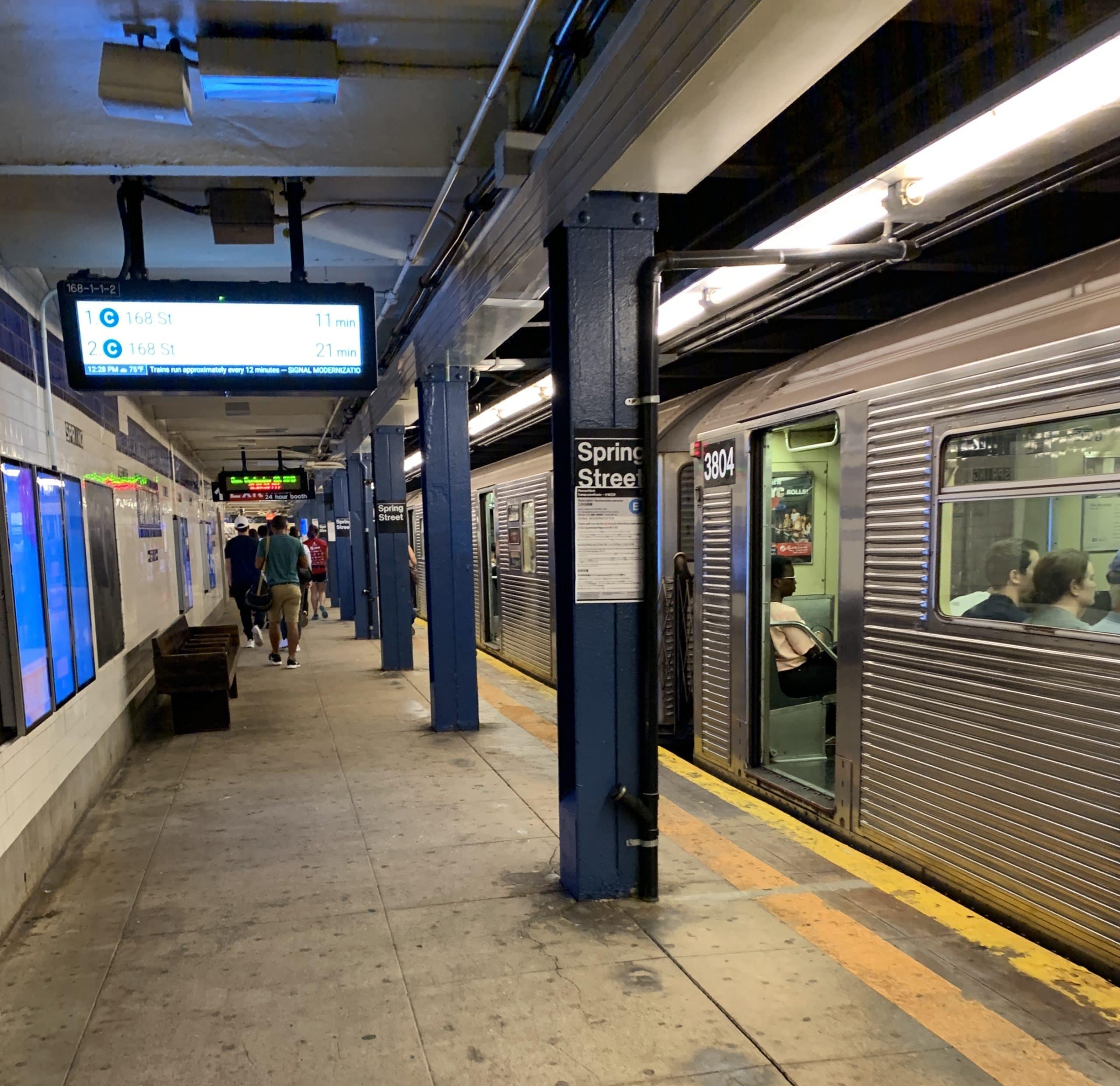 distritos de nova york - metrô