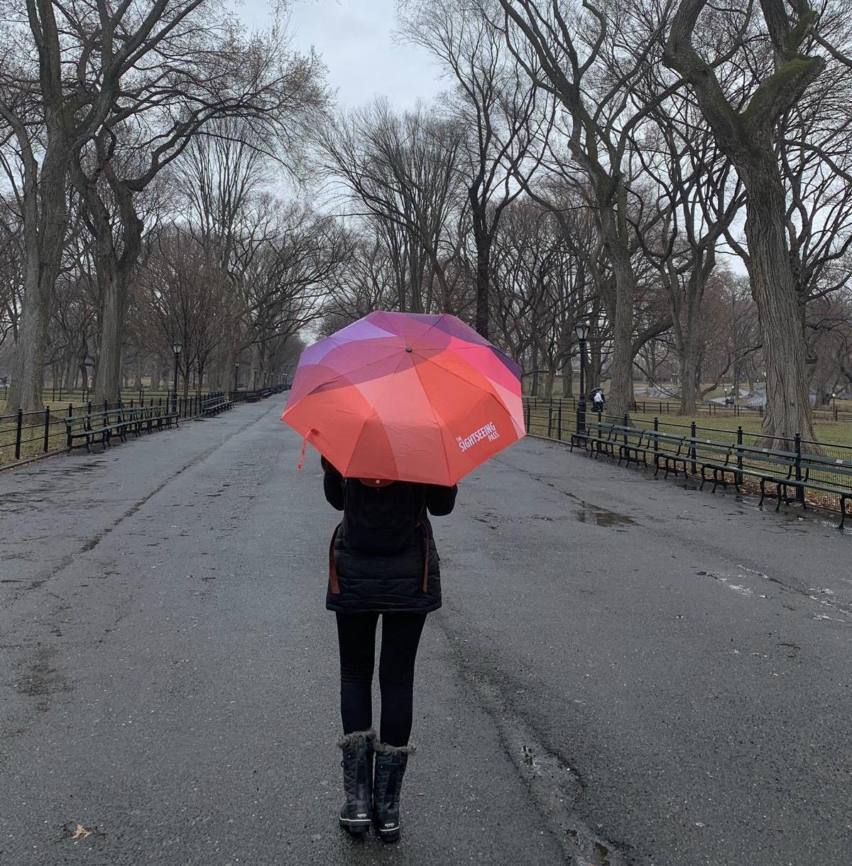 passe turístico de Nova York