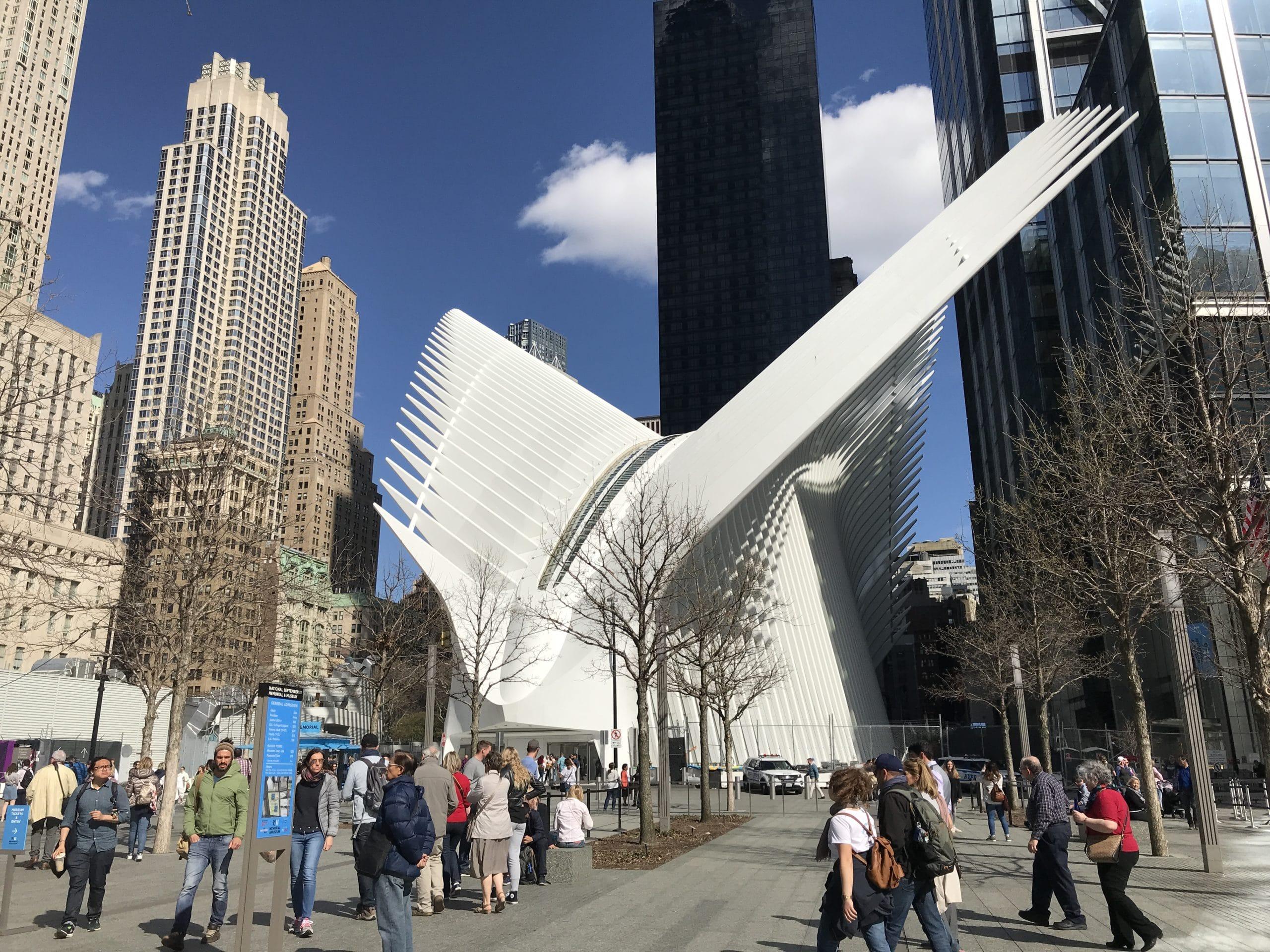 Lower Manhattan em Nova York