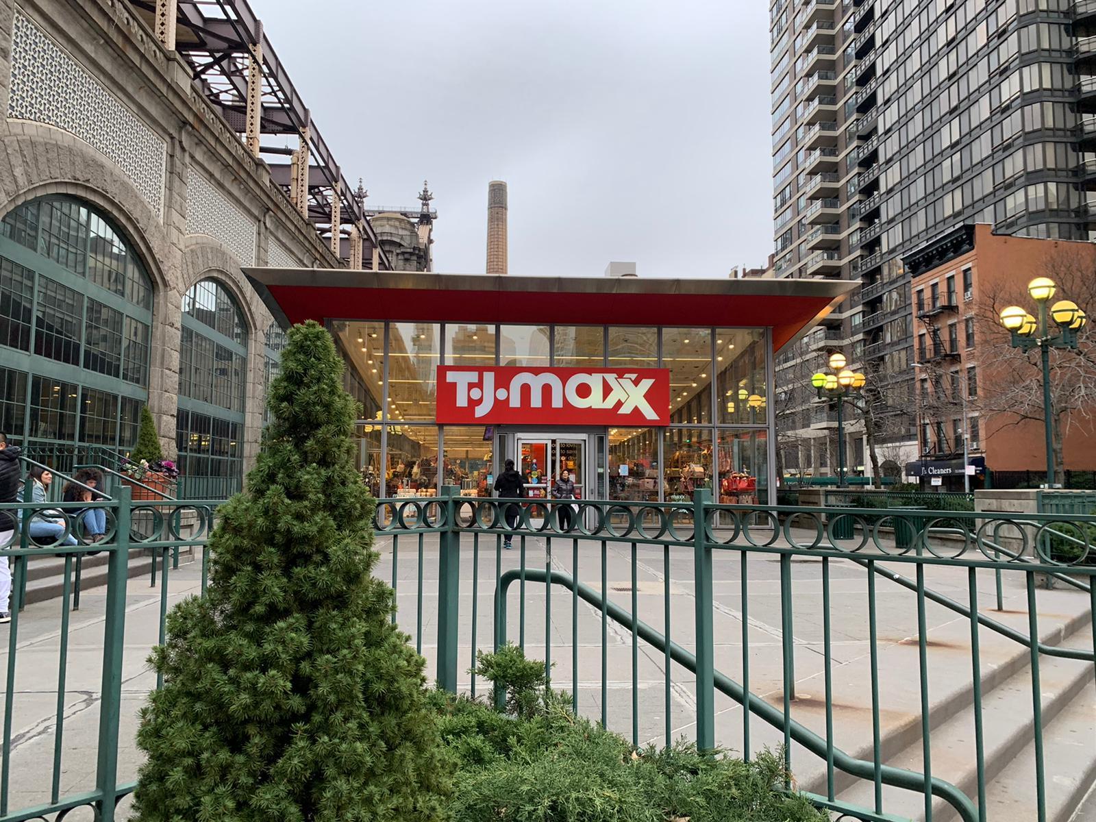 lojas baratas em Nova York