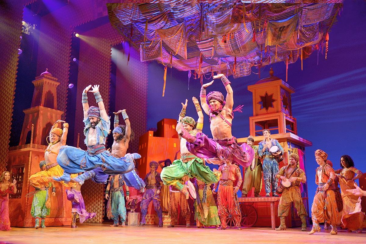 Aladdin na Broadway