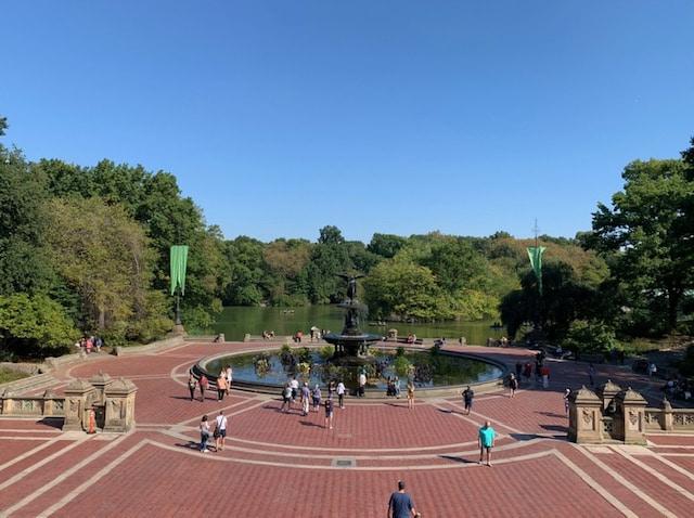 Atrações gratuitas em Nova York - central park