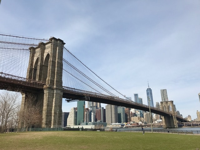 o que fazer no Brooklyn - ponte do brooklyn