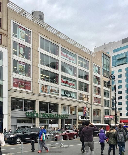 burlington - lojas baratas em Nova York
