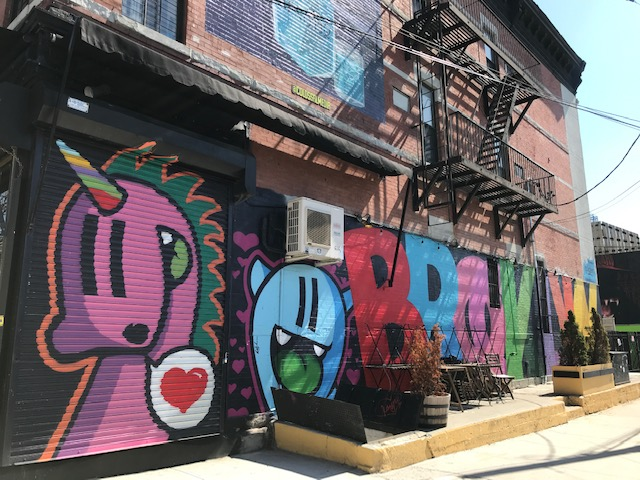 o que fazer no Brooklyn - The Bushwick Collective