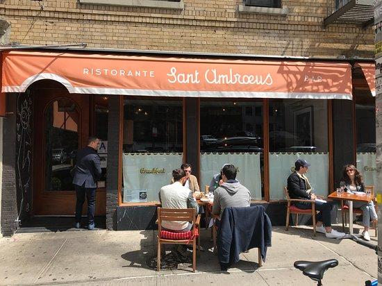 restaurantes com bom custo benefício em Nova York