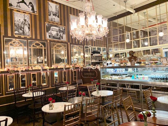 cafeterias em Nova York