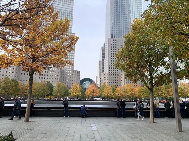 Outubro em Nova York