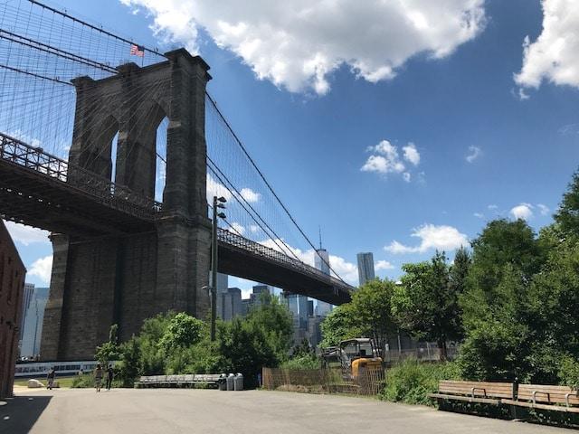 Atrações gratuitas em Nova York - Dumbo no Brooklyn