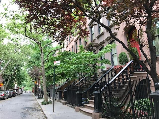 Atrações gratuitas em Nova York - west village